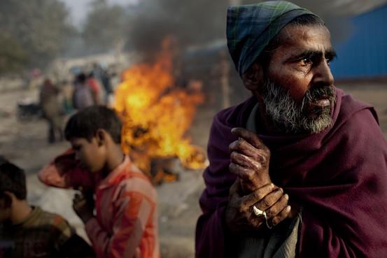 winter season in india